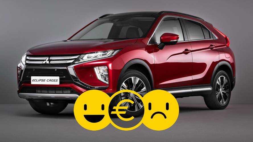 Mitsubishi Eclipse Cross, perché conviene e perché no