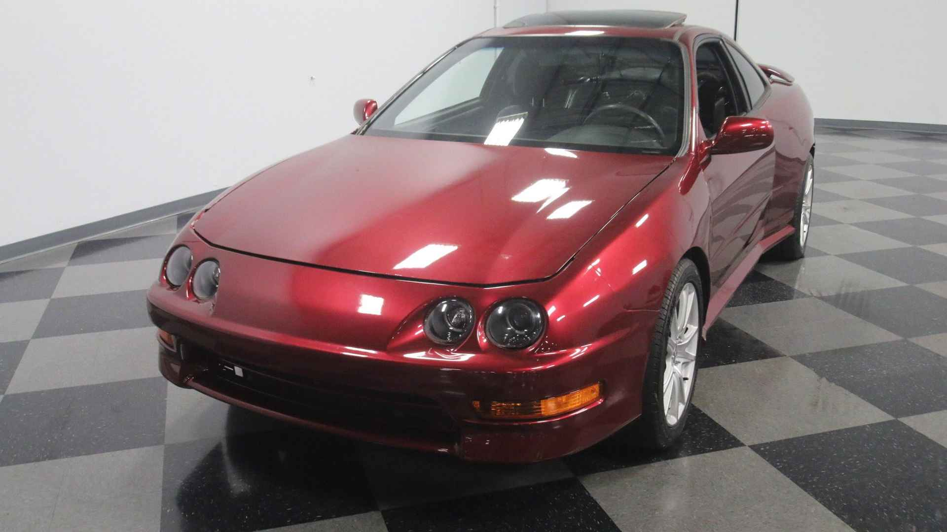Go Crazy, Buy This 8 2L Twin-Turbo V8-Powered RWD Acura Integra