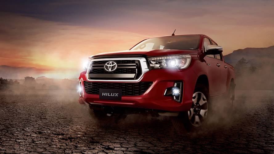 Vendida no Brasil, Toyota Hilux argentina também será exportada para Europa