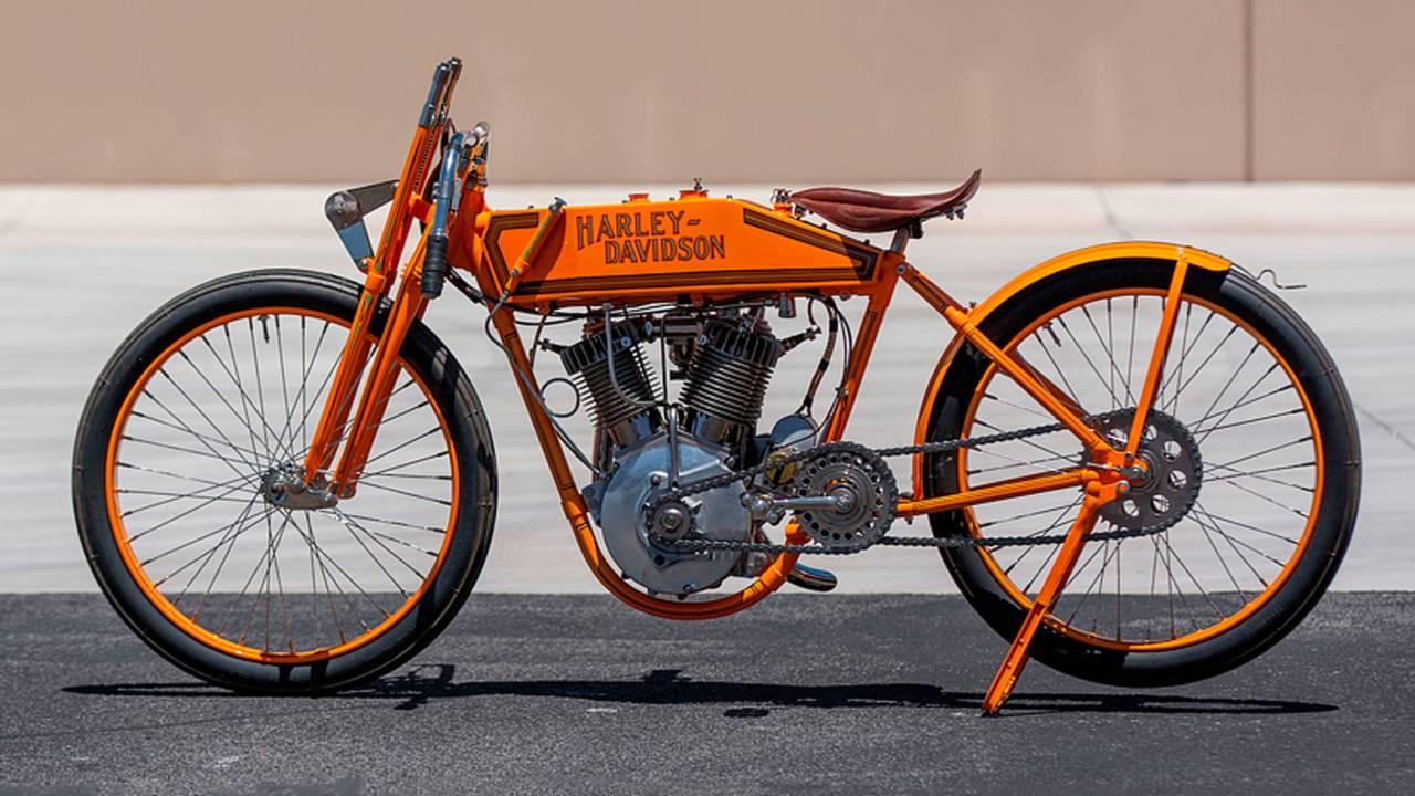 Rare Harley-Davidson 11K Racer Fully Restored