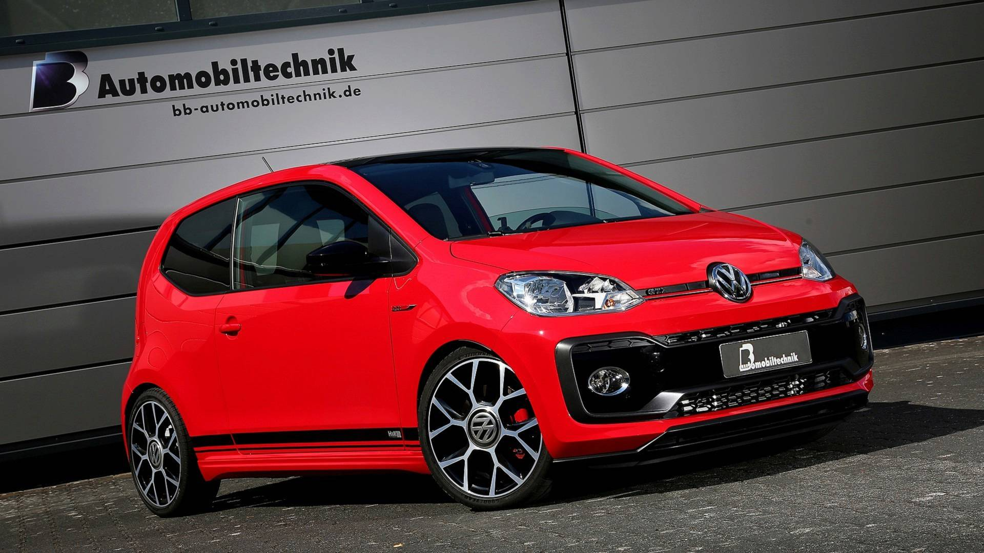 VW up! GTI Gets 145 Horsepower Thanks To Tuner