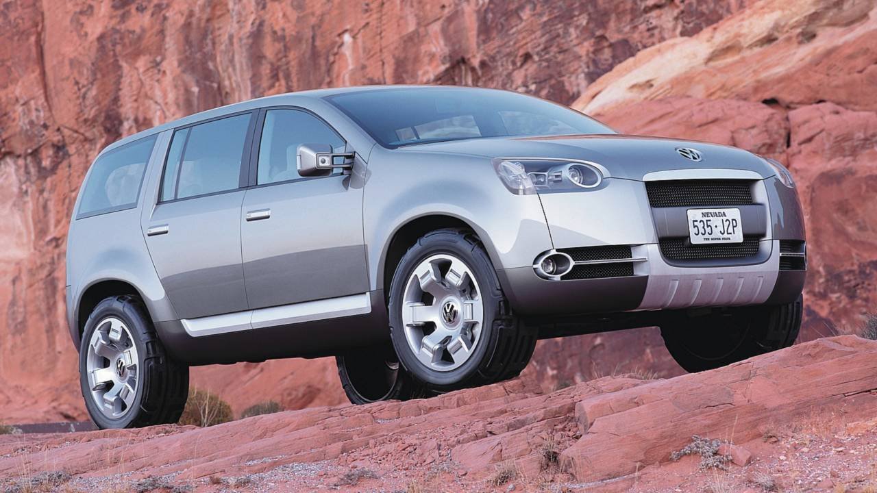2002 VW Magellan