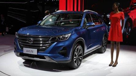GAC GS5 - Le SUV chinois le plus européen ?