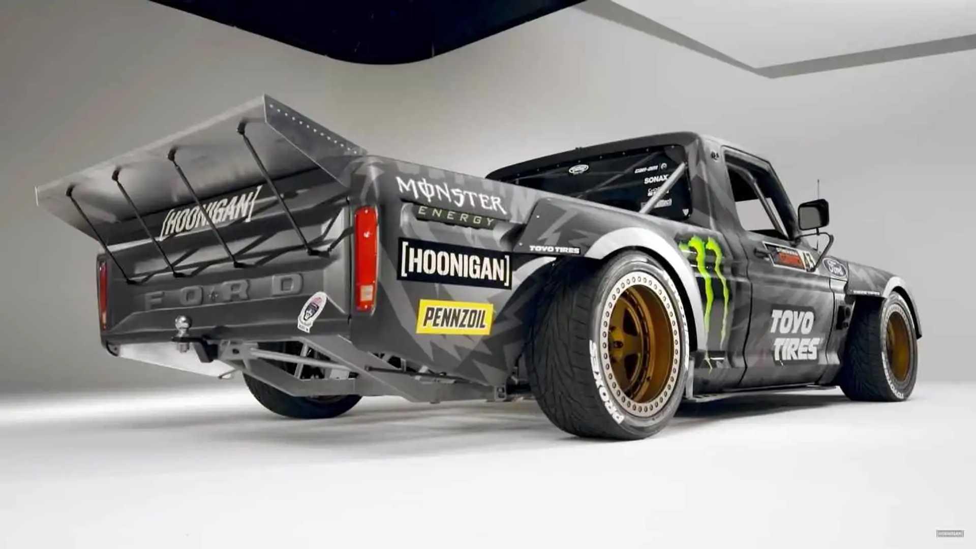 Ken Block Hoonigan Mustang Rc