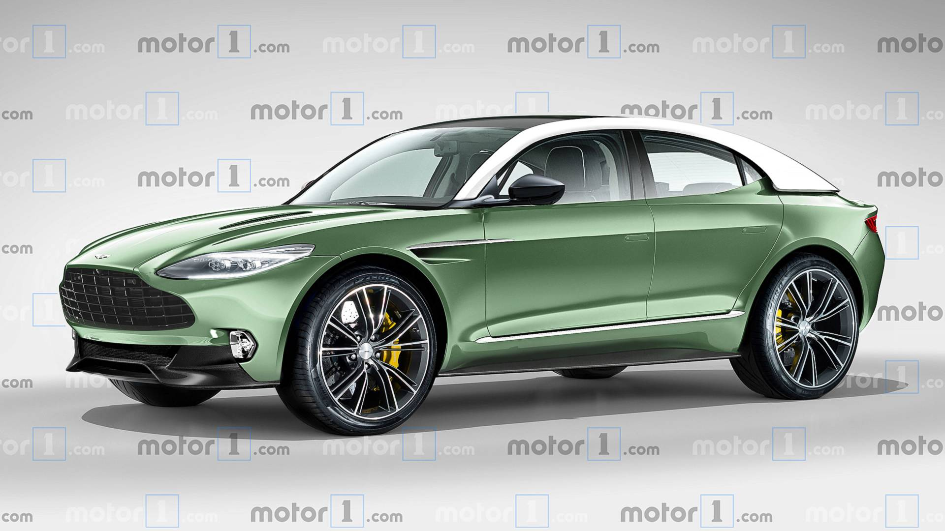get ready for the inevitable: aston martin varekai suv rendered