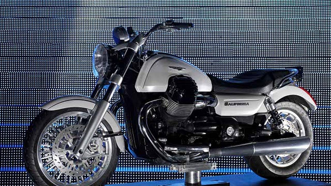 2012 Moto Guzzi California and V7 Scrambler get official
