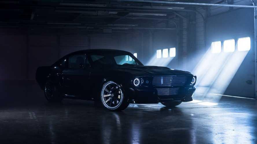 Une Mustang électrique de 408 ch pointe le bout de son nez