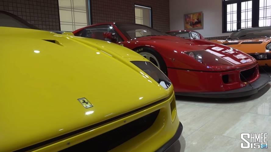 Miura Private Car Collection