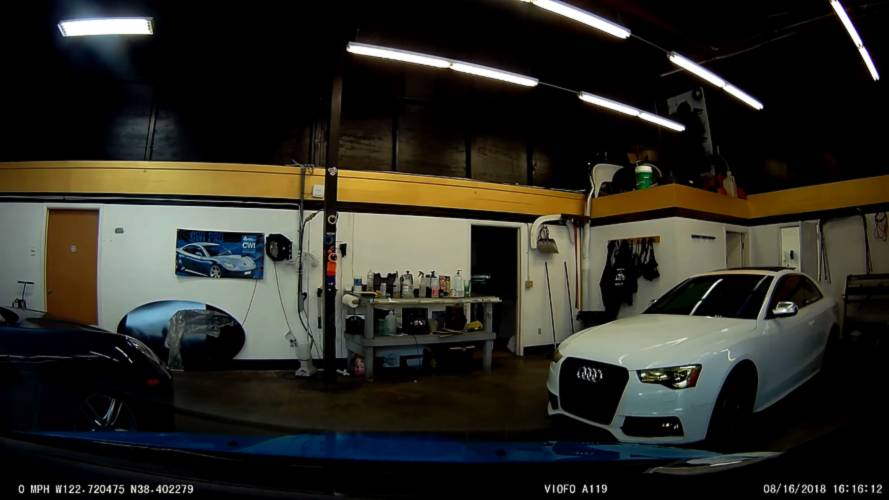 Tint Tech Torture-Tests Focus RS Clutch, Stalls 11 Times In 50 Feet