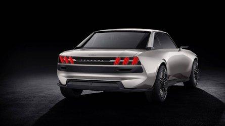 Peugeot e-LEGEND CONCEPT: un prototipo eléctrico de espíritu clásico
