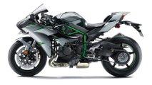 Kawasaki H2, H2 Carbon e H2R