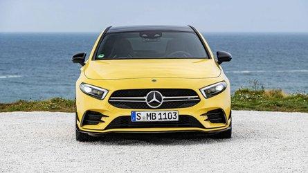 Mercedes-AMG A 35 4MATIC 2019, precios y toda la información