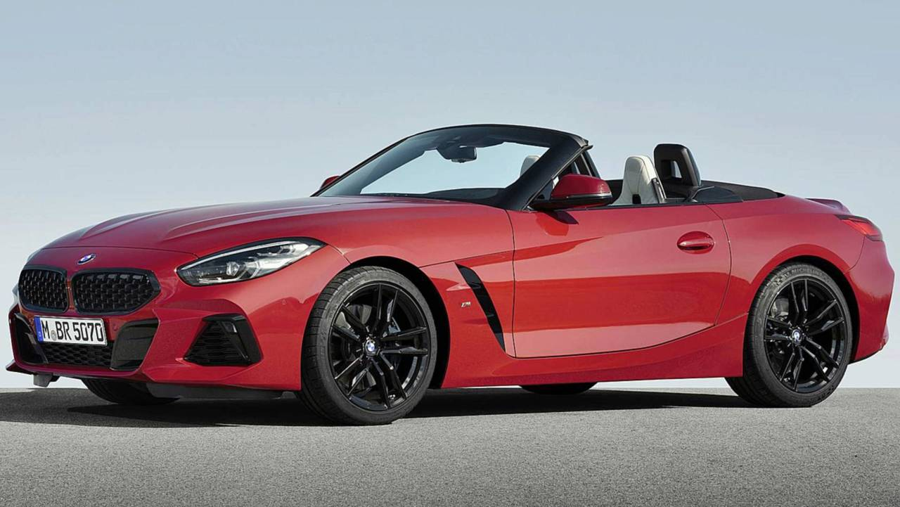2019 Bmw Z4 See The Changes Side By Side