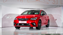 Fotos ao vivo do novo SEAT Ibiza 2017