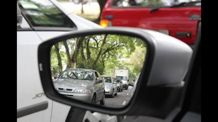 Frota: 1,73 milhão de veículos deixaram de circular no Brasil em 2014