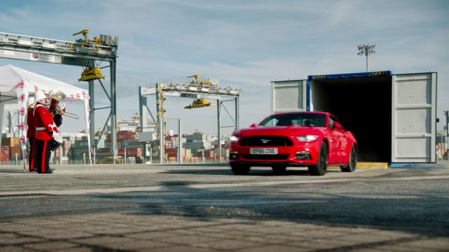 The Grand Tour Episode  Its A Ford Mustang