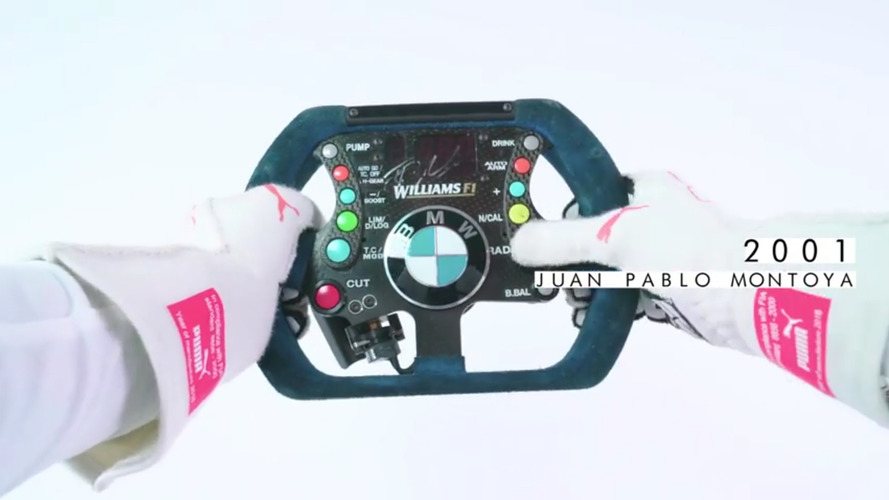 Donut Media - Les volants de l'histoire de la Formule 1