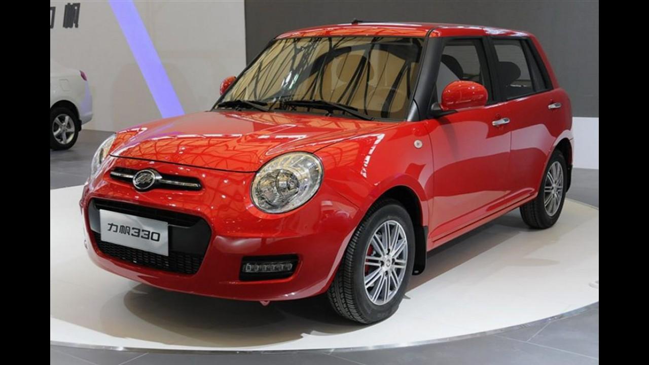 Ex-clone de MINI Cooper, Lifan 330 chega ao Uruguai por R$ 44,6 mil