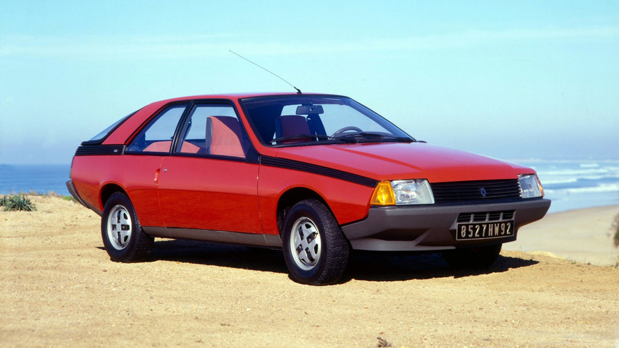 Worst Sports Cars: Renault Fuego