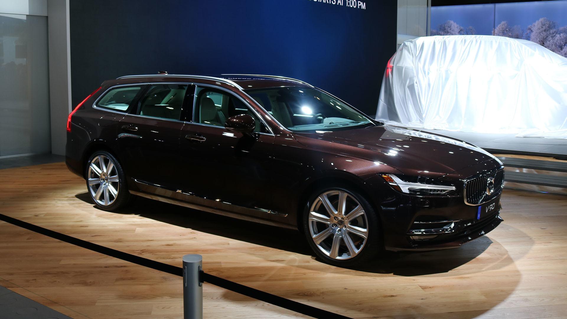 2020 Volvo XC70 Comeback News >> Sport Wagons Will Come Back Says Volvo Ceo