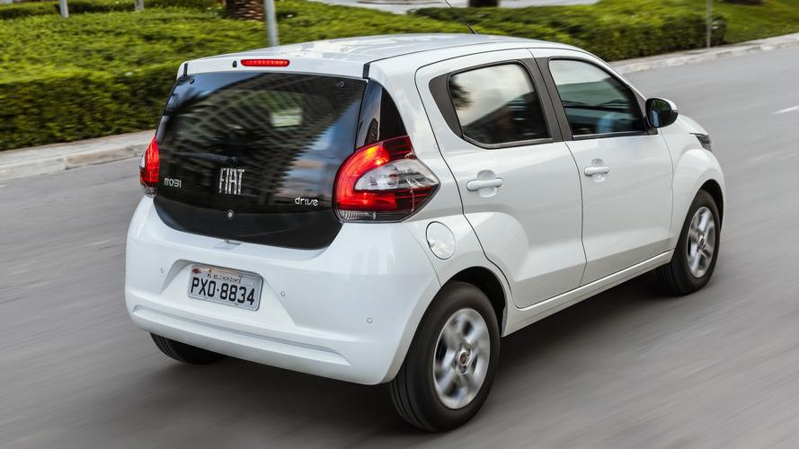 """Fiat lança Mobi com Firefly de 3 cilindros como o """"1.0 mais econômico do país"""" por R$ 39.870"""