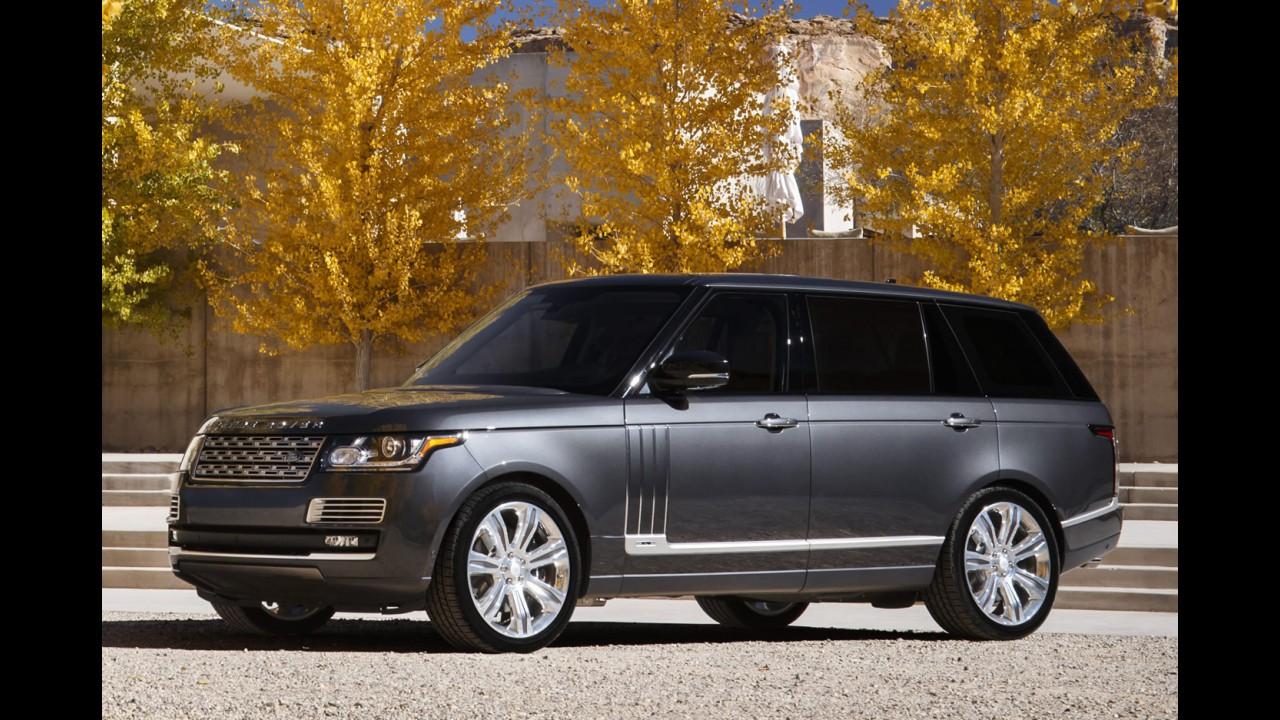 Range Rover SVAutobiography: topo do luxo chega por mais de R$ 1 milhão