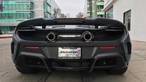 McLaren 675LT Spider Jenson Button