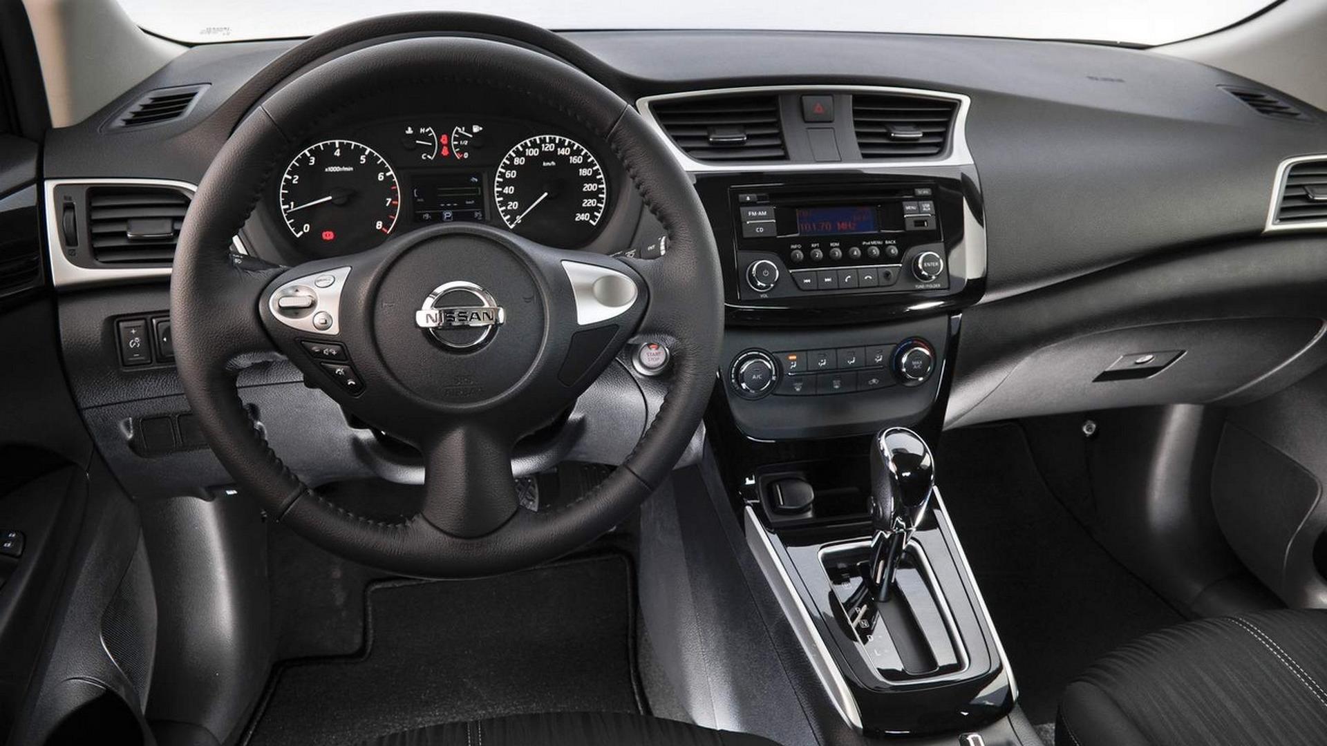 Nissan Sentra Tera Nova Geracao Em 2019