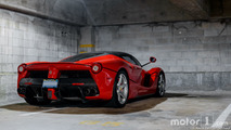 Parking Ferrari Finali Mondiali