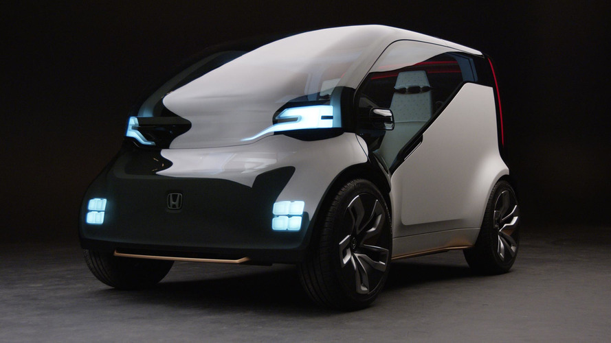 Honda NeuV concept can earn money while you sleep