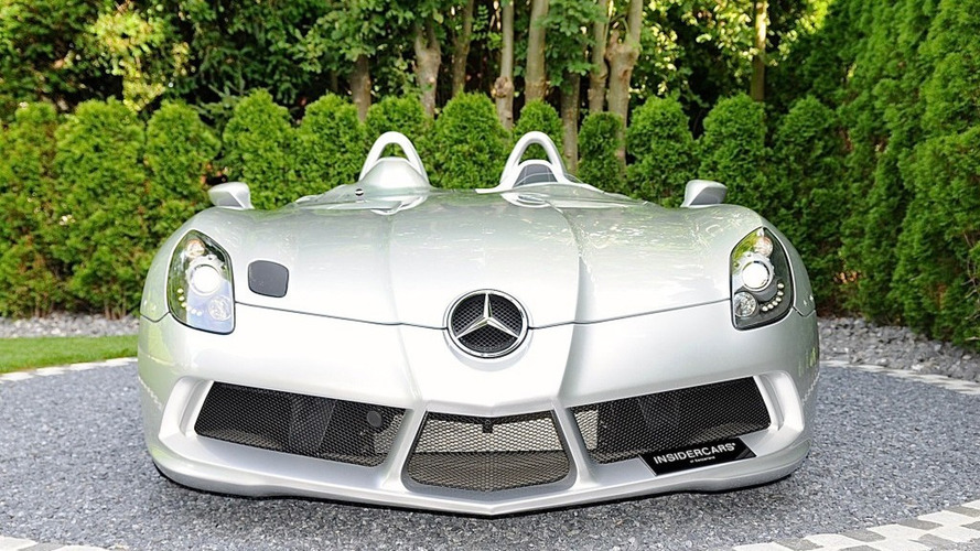 2010 Mercedes-Benz SLR Stirling Moss à vendre