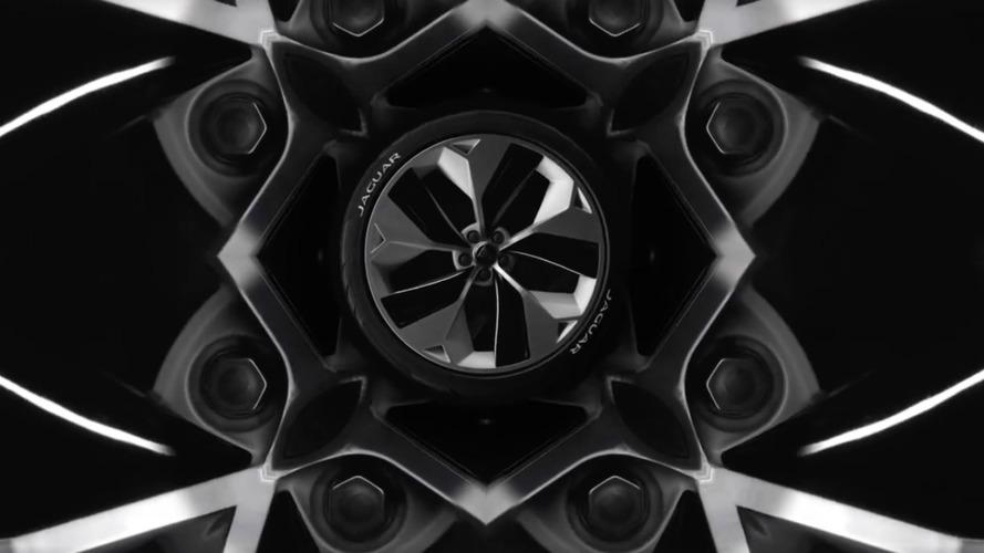 Teaser premier SUV électrique Jaguar