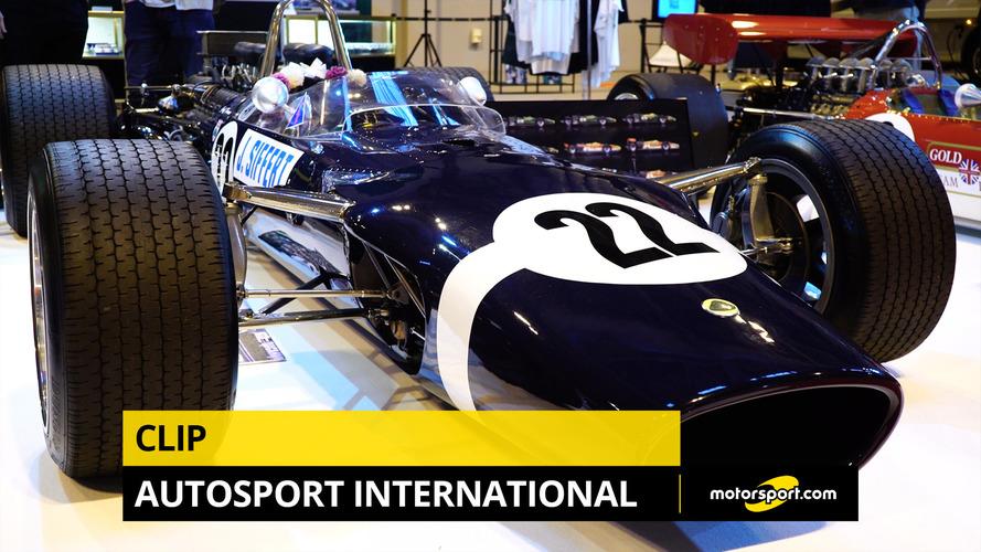 VIDÉO – Découvrez notre reportage à l'Autosport Show de Birmingham