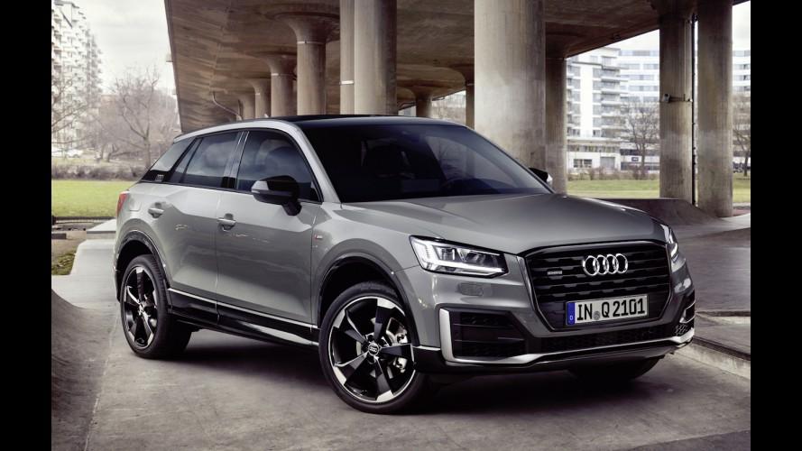 """Audi Q2: """"SUV caçula"""" estreia série Editon #1 com visual personalizado"""