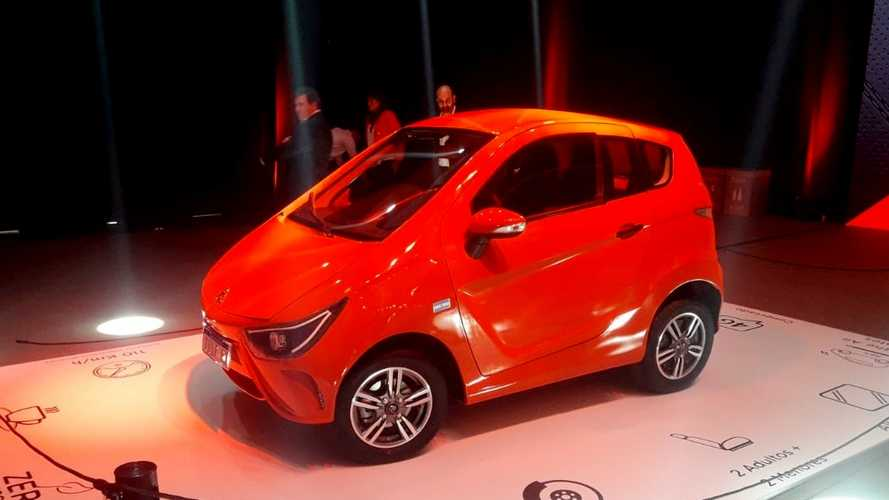 Conheça o Volt Motors e1, um carro elétrico 100% argentino