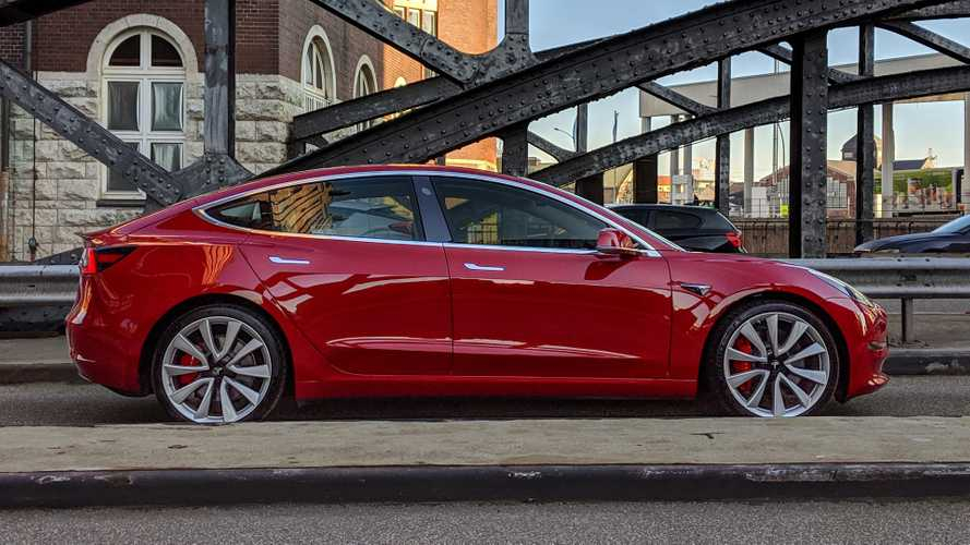 Tesla Model 3 Tops European Sales Chart For Premium Midsize Sedan