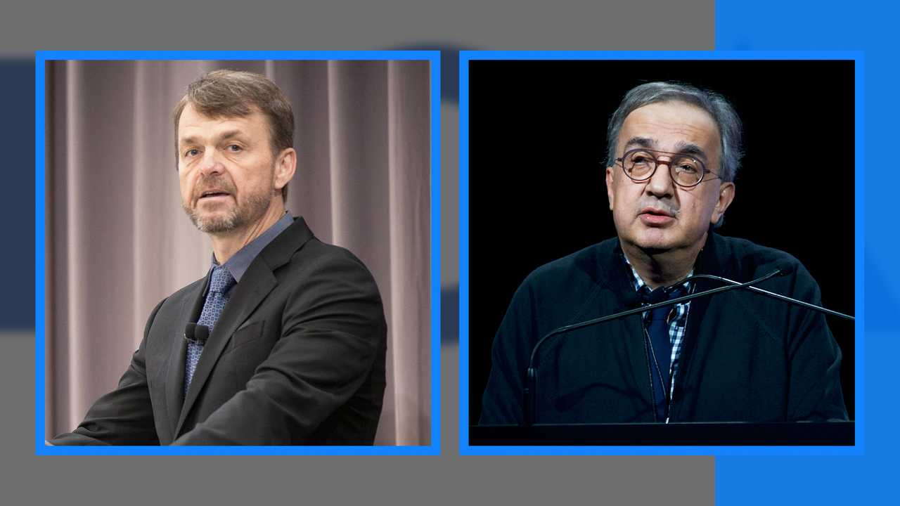 Mike Manley vs Sergio Marchionne