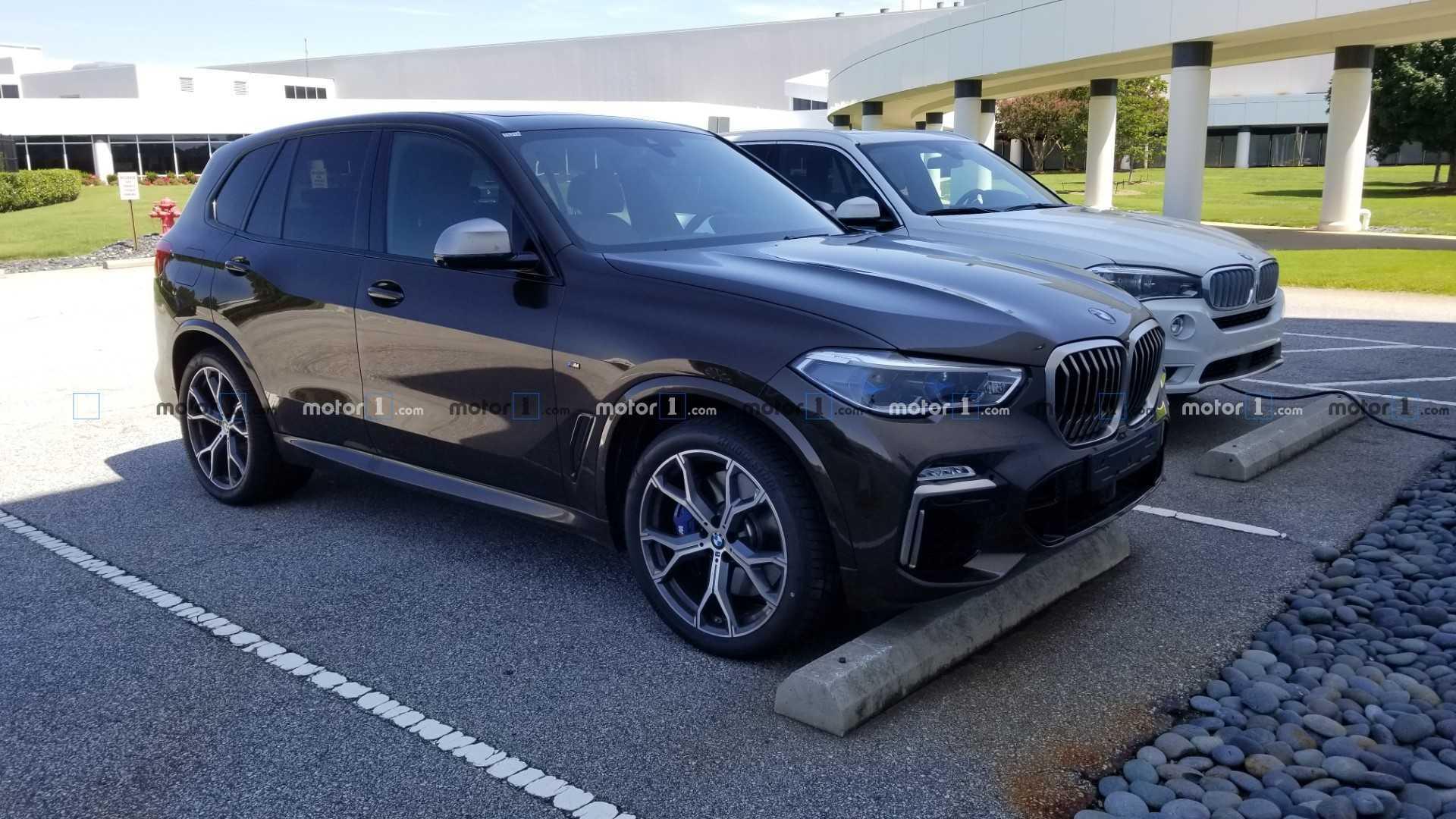 2019 Bmw X5 M50i Caught By Motor1 Com Reader