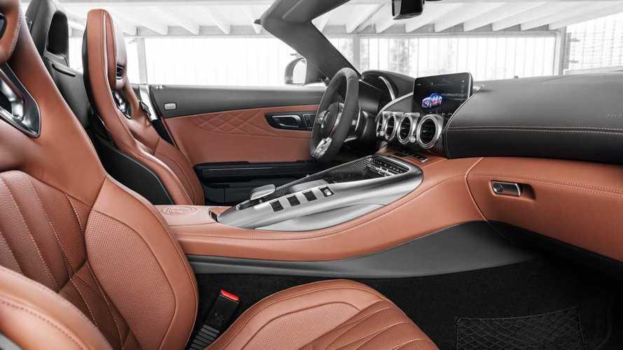Mercedes-AMG GT cabrio 2019