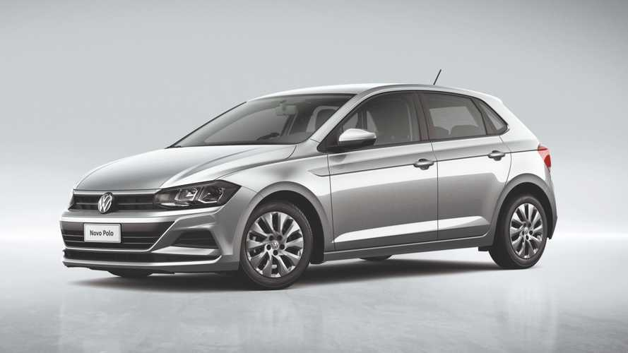 VW Polo e Virtus 1.6 são vendidos com desconto em maio