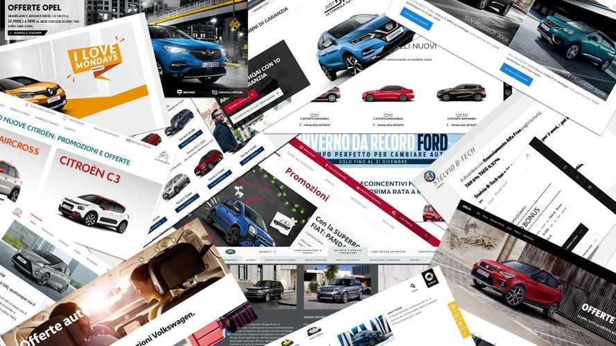 Promozioni Auto: tutte le offerte che scadono il 31 dicembre 2018