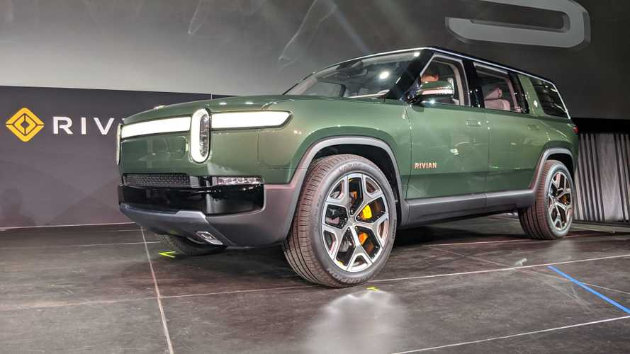 Rivian CEO Says Having 'Clean Sheet' Puts Firm Ahead Of Rivals