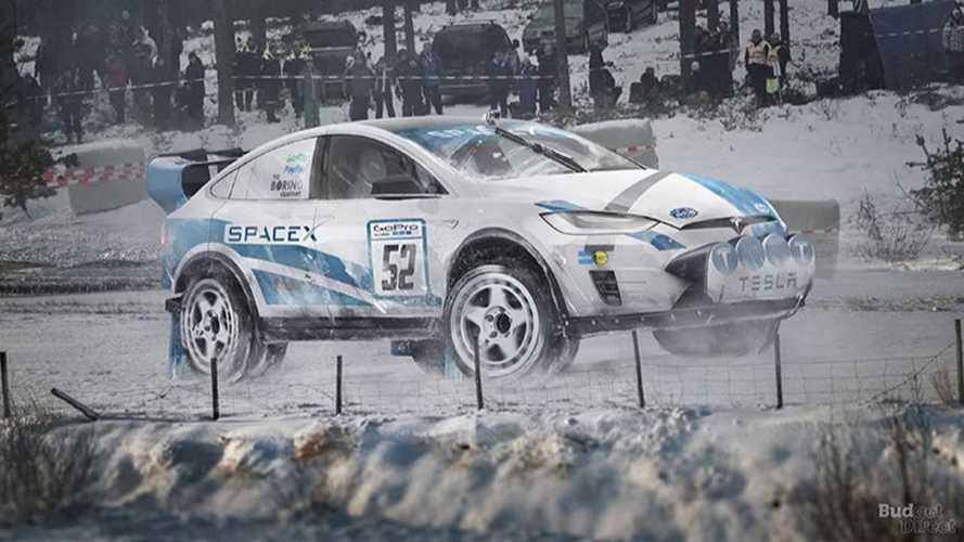 7 superdeportivos transformados en coches de rally