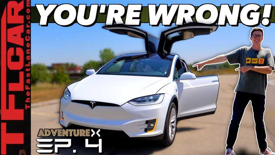 The Tesla Model X May Have A