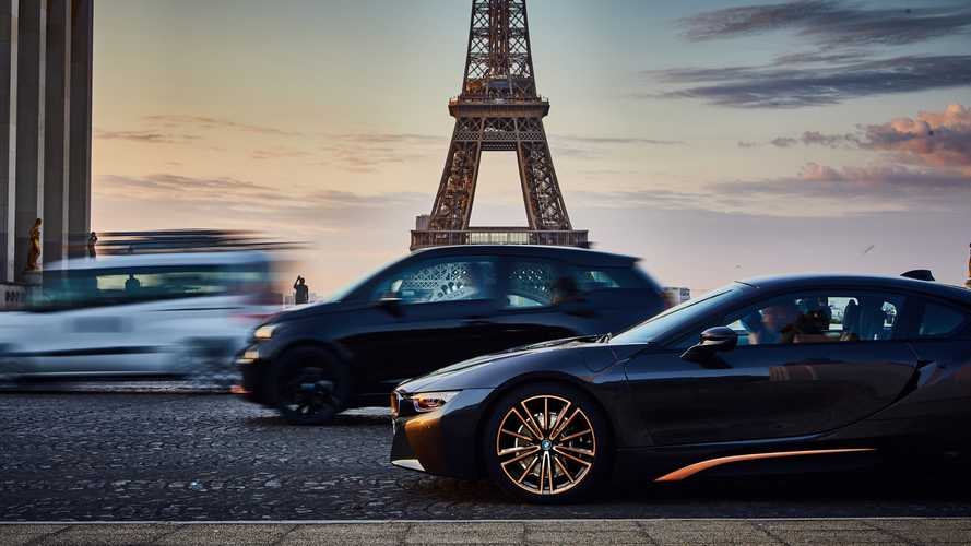 BMW i3s RoadStyle e i8 Ultimate Sophisto