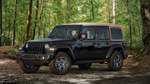 2020 Jeep Wrangler Willys And Black & Tan Editions