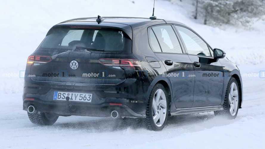 Volkswagen Golf GTI 2020, fotos espía