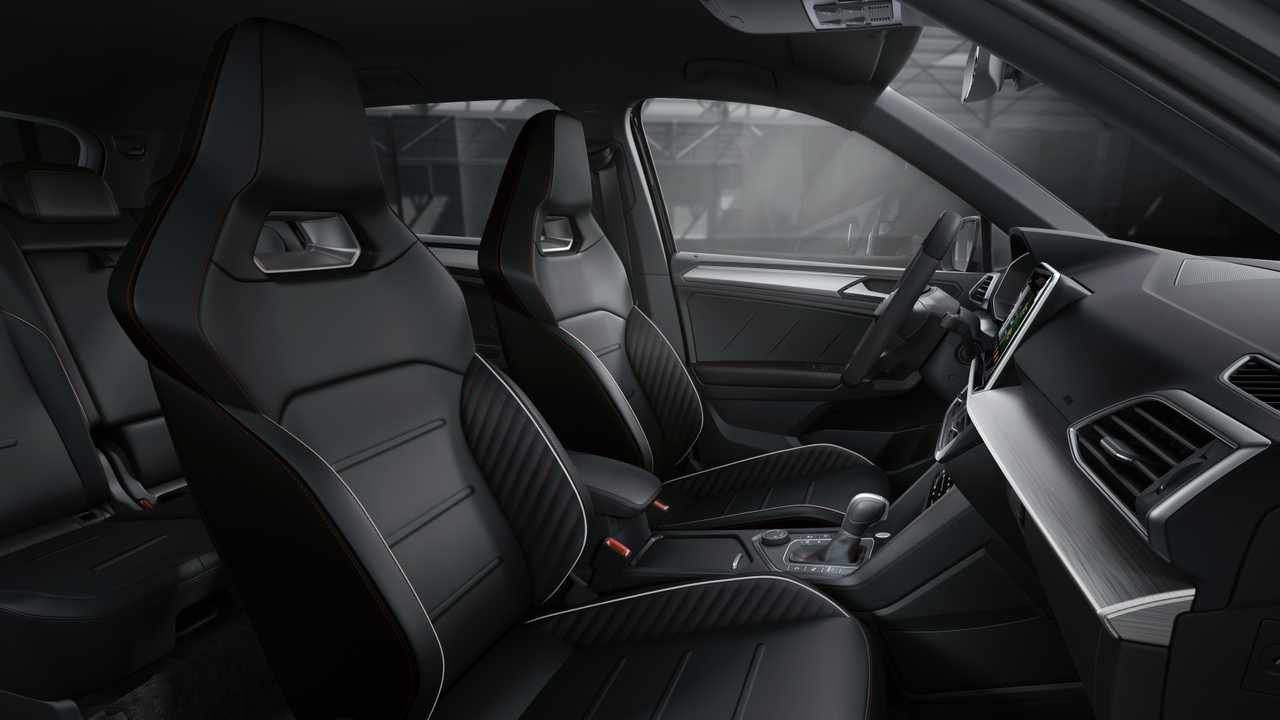 SEAT Tarraco FR PH 2020