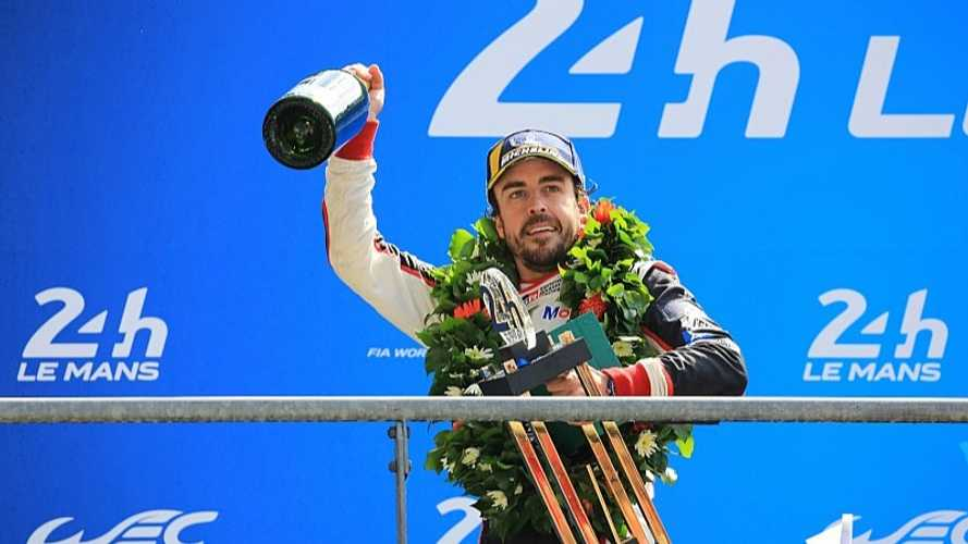 Alonso siegt in Le Mans