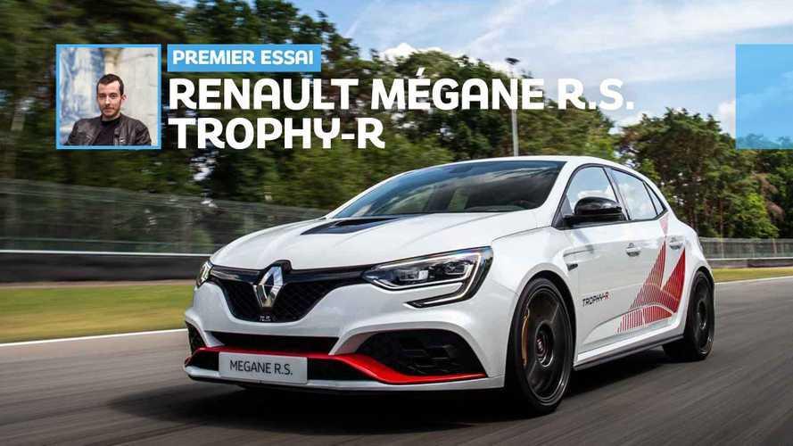 Essai Renault Mégane R.S. Trophy-R (2019) - Nouvelle arme absolue ?